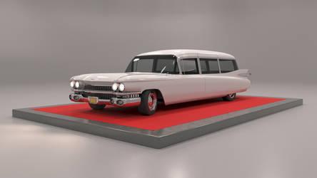 Miller-Meteor Cadillac 1959 -  WIP