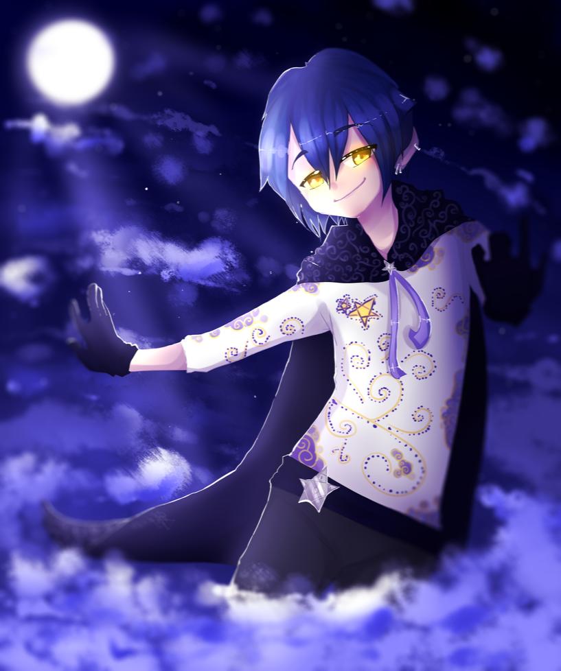 Night World by DemonGalaxy