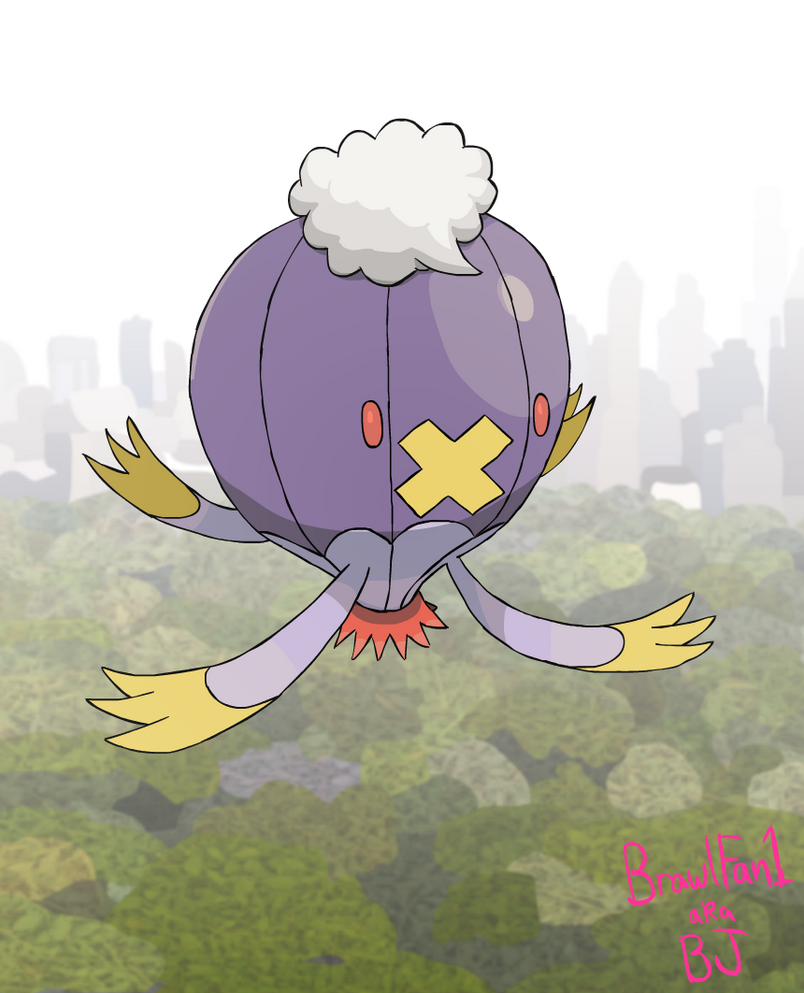 Pkmn Feb Art Challenge: Day 24: Fav Sinnoh Pokemon by w00twithBrawl