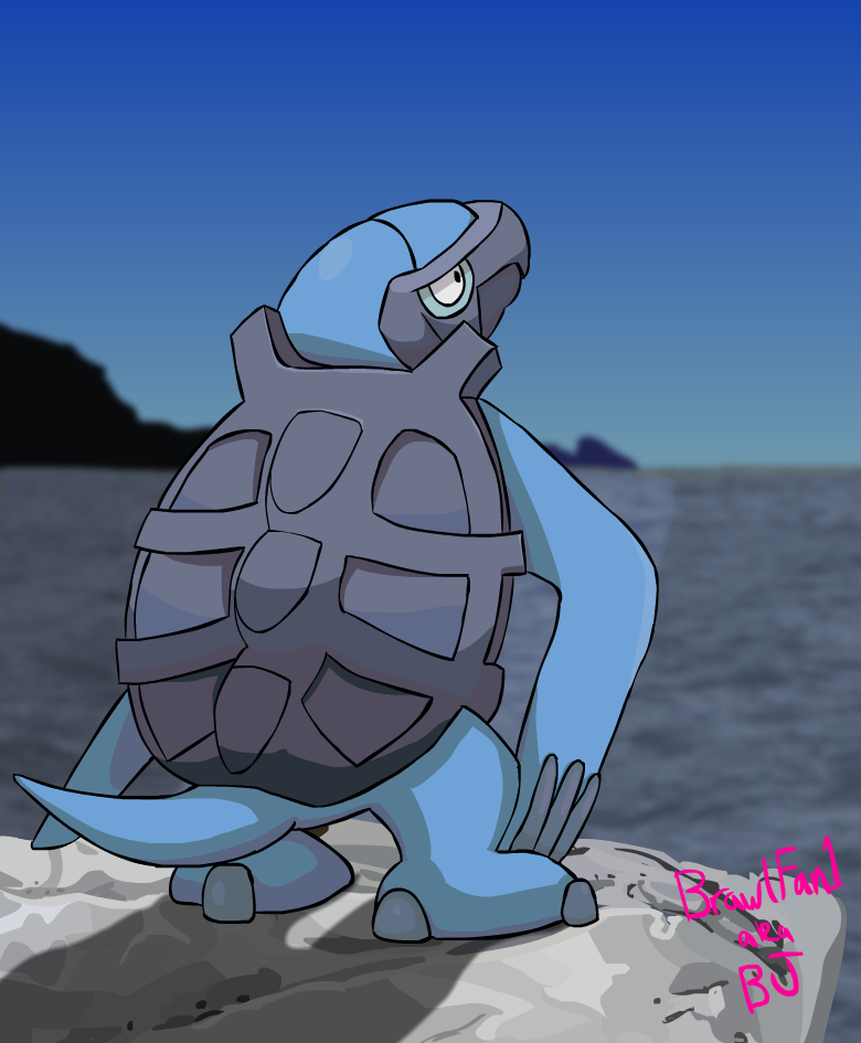 Pkmn Feb Art Challenge: Day 25: Fav Unova Pokemon by w00twithBrawl