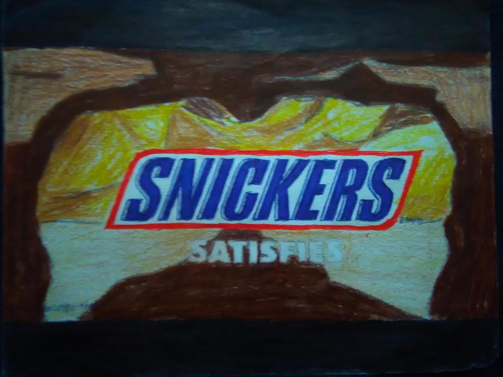 SNICKERS SATISFIES 2 by Namco-NintendoFan-88