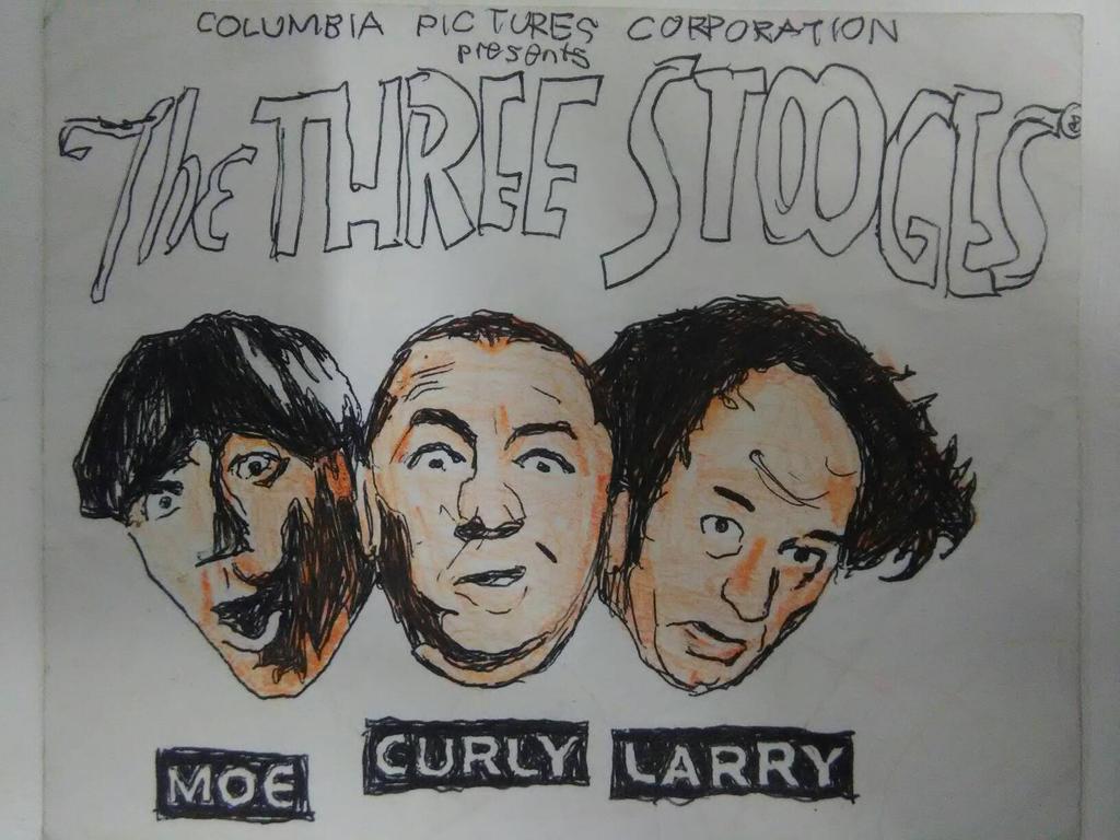 The Three Stooges by Namco-NintendoFan-88