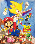 Super Smash Bros.: TOY STORY Toons - NEW Ver. 2019