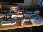 My Console Set!!