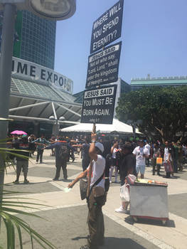 Anime Expo 2019 Day 3 Part 93