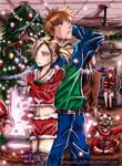Happy Holidays by sarugaki339