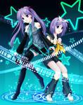 Lucky? Vocaloid Twins