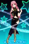 Lucky? Vocaloid Miyuki