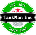 TankMan Inc Official Logo