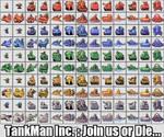 TankMan Inc Armies