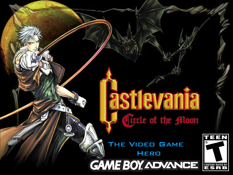 Video Game Hero: Castlevania: Circle of the Moon