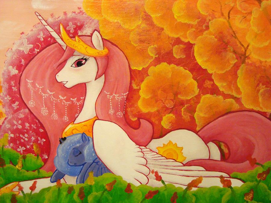 Princess by cerebruses