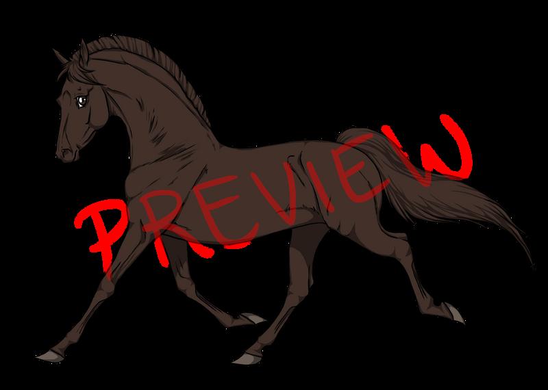 drawing) horses 101 - Swordwhale Walking: illustration, webcomic ...