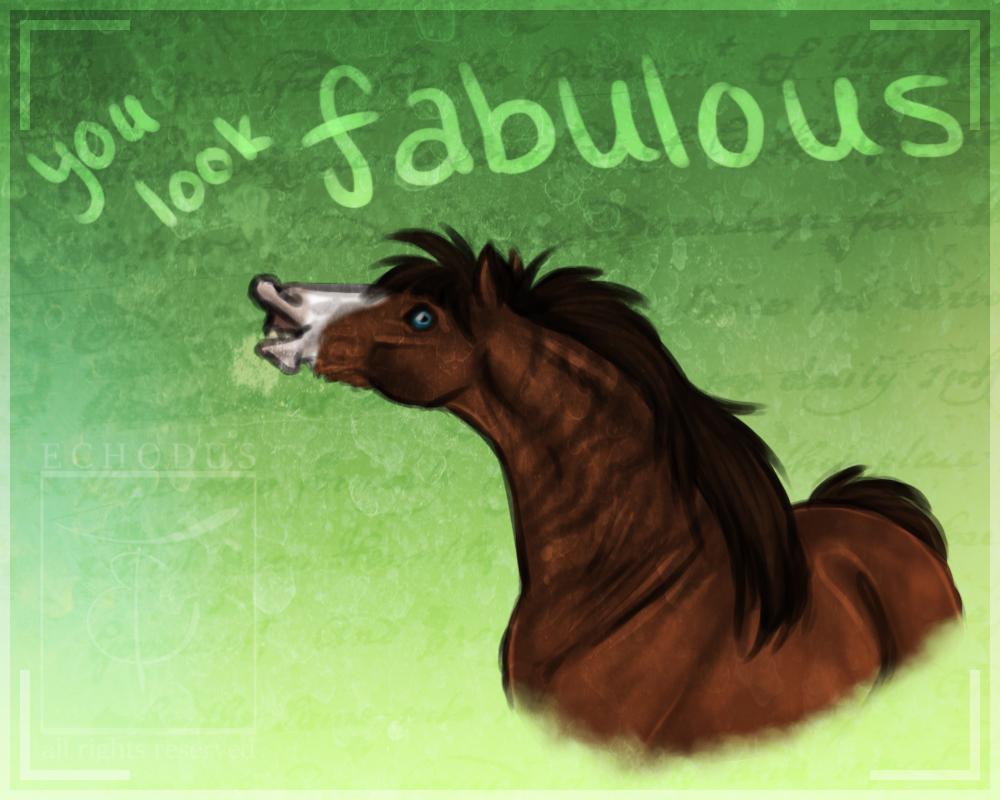 You're Fabulous by Wouv