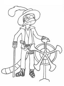 JerryArr: Pimp Pirate