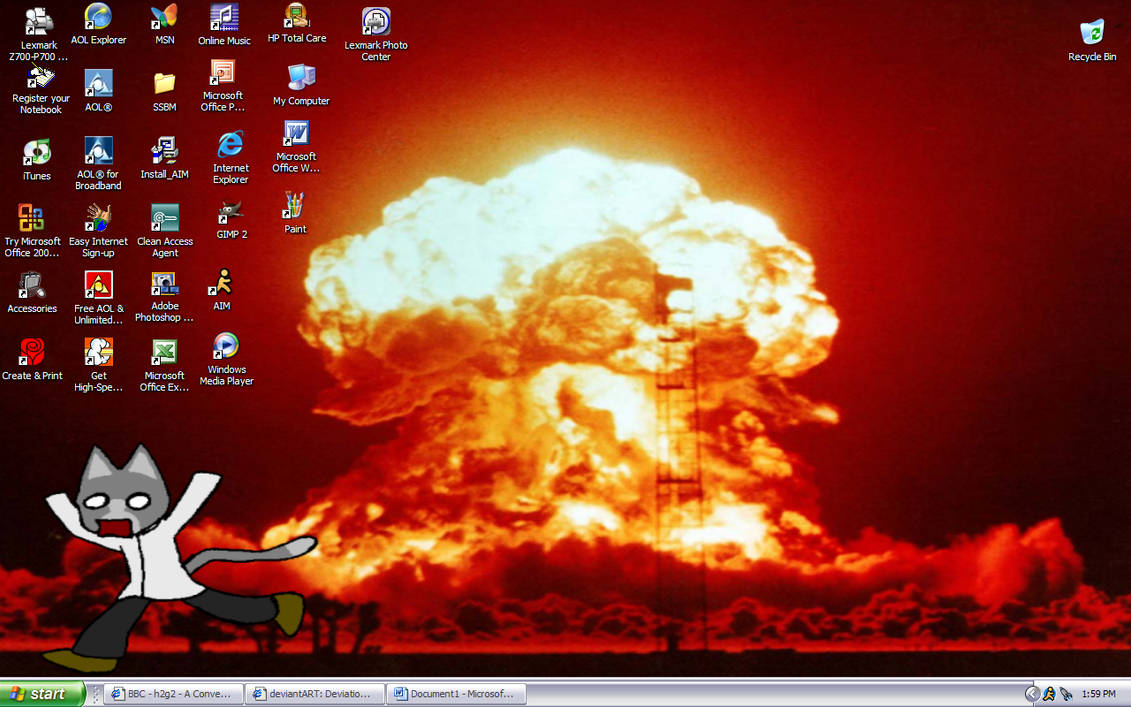Clawish Desktop