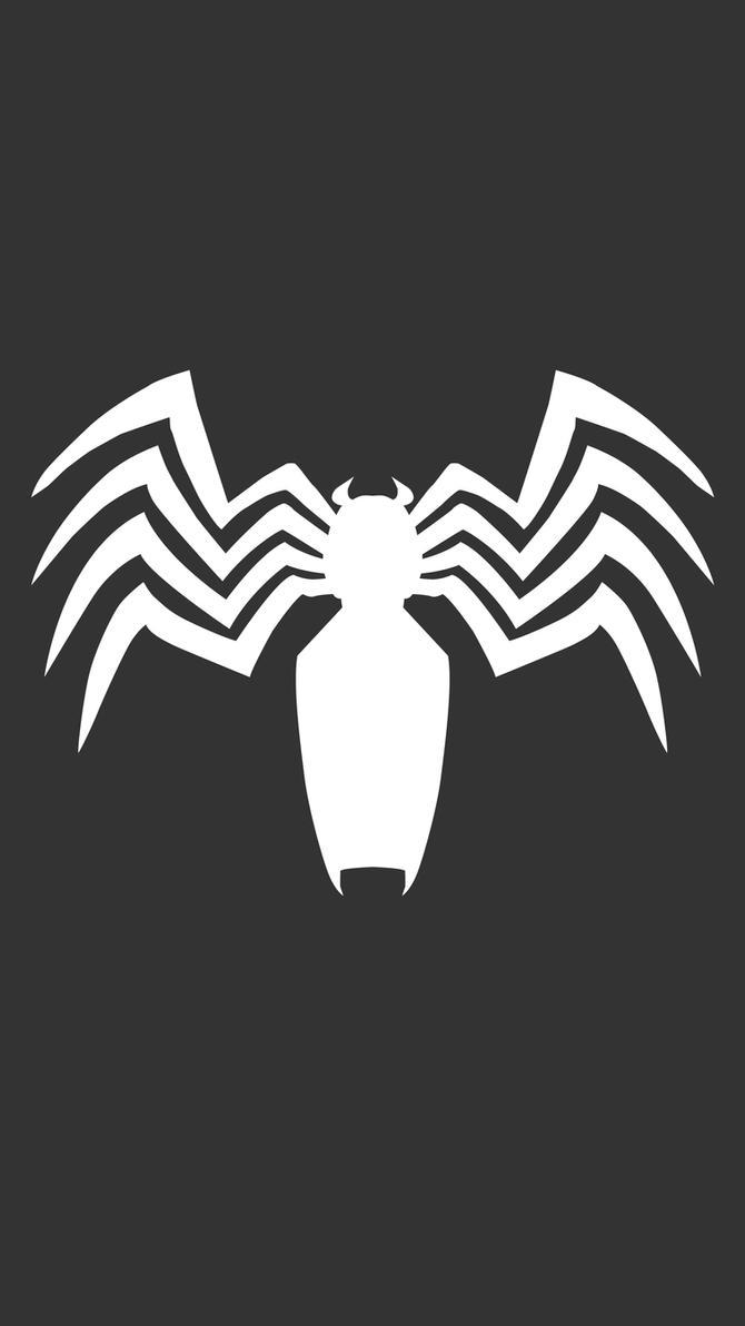 Amazing Wallpaper Logo Spiderman - spider_man__venom_logo_iphone_wallpaper_by_truillusionstudios-dbgfahb  Best Photo Reference_29049.jpg