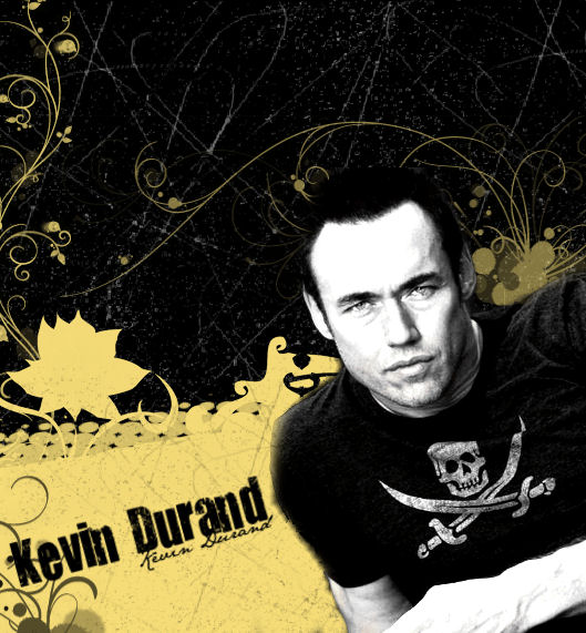 Kevin Durand by glassballerina