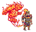 Fire Fist Bear by Kaijira