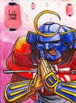 Sketchcard Sodom Alpha by fedde