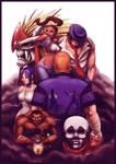 Street Fighter EX Tribute