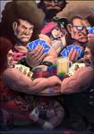 Final Fight Poker Night