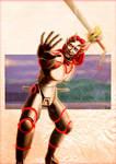 Yoshimitsu Tekken Tribute