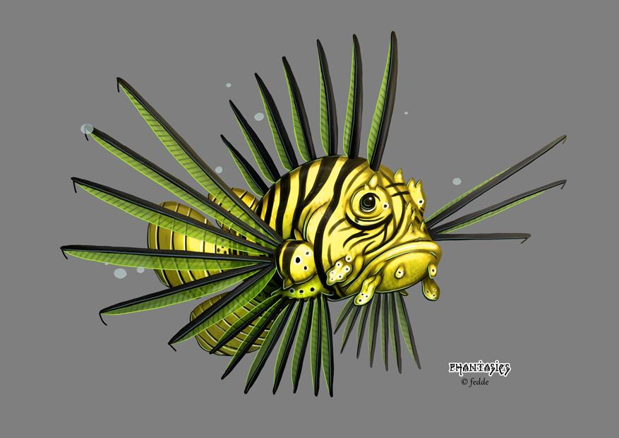 Phantasies Concept Tigris Aquae by fedde