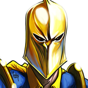 Daily Sketches Doctor Fate by fedde
