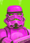 Daily Sketches Stormtrooper by fedde