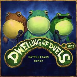 DwellingofDuels cover April 2015