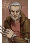Daily Sketches Old man Logan
