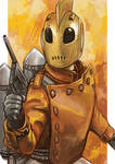 Daily Sketches the Rocketeer