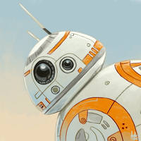 Daily Sketches BB-8