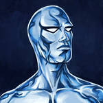 Daily Sketches Silver Surfer