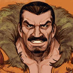 Daily Sketches Kraven