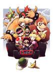 Mario Kart 64 N64 20th ann Tribute