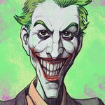 Daily Sketches The Joker