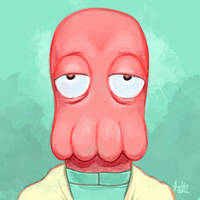 Daily Sketches Dr. Zoidberg by fedde