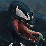 Daily Sketches Venom