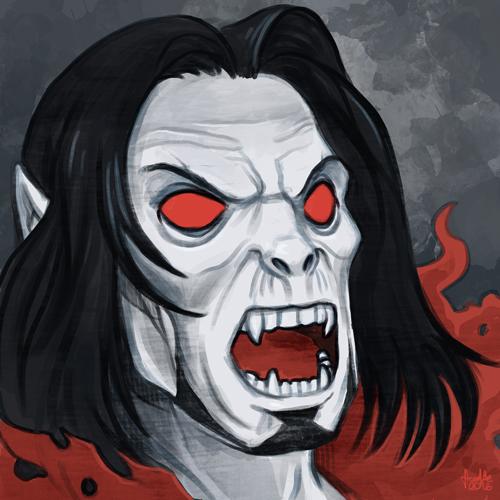 Daily Sketches Morbius
