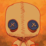 Daily Sketches Sam Trick 'R Treat