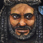 Daily Sketches Ezekiel by fedde