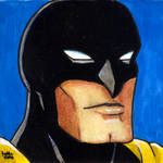 Daily Sketches Space Ghost by fedde