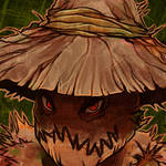 Daily Sketches Scarecrow