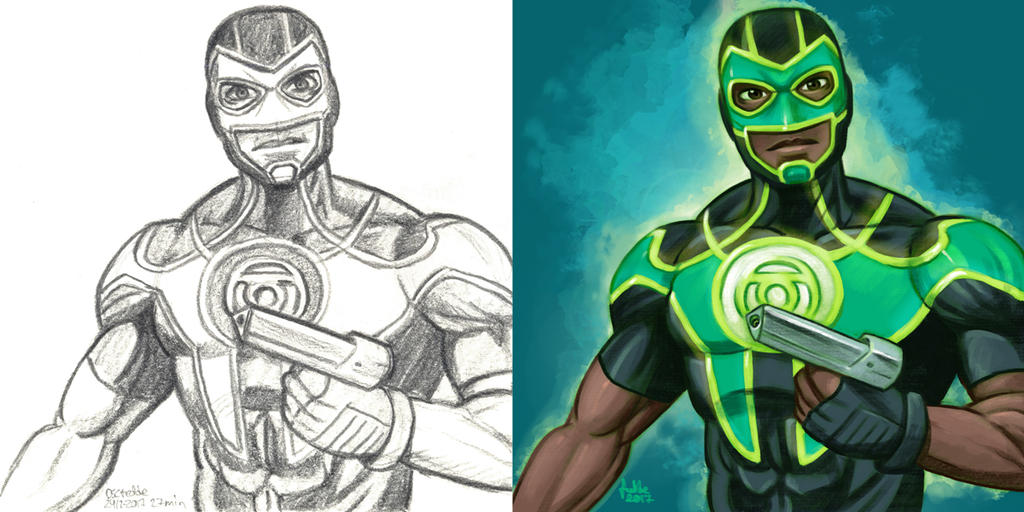 Daily Sketches Simon Baz by fedde