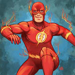 Daily Sketches the Flash