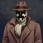 Daily Sketches Rorschach