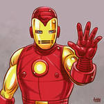 Daily Sketches Iron Man