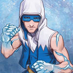 Daily Sketches Captain Cold